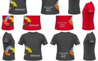 Tailwind Nutrition Lightweight Technical Tee Shirt 2017