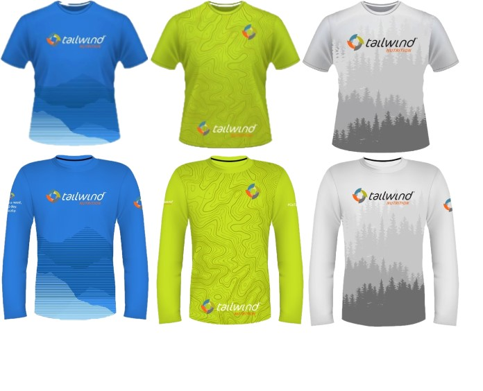 Tailwind  Technical Tee Shirt 2019